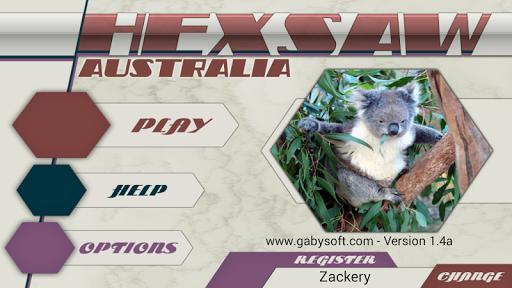 HexSaw - Australia