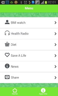 Health Information - screenshot thumbnail
