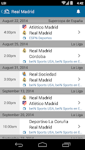 Live Soccer TV v1.12