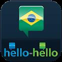 Portuguese Hello-Hello Tablet logo