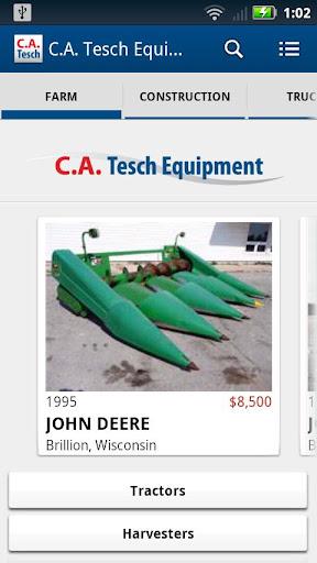 C.A. Tesch Equipment