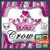 아이디자인 Crown 카카오톡 테마