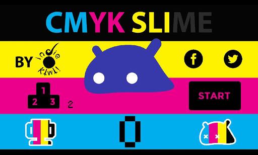 CMYK Slime Quest