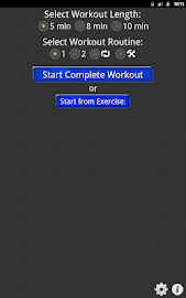 Daily Leg Workout FREE Screenshot 9