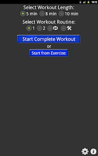 Daily Leg Workout FREE - screenshot thumbnail