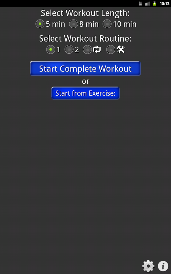 Daily Leg Workout FREE - screenshot