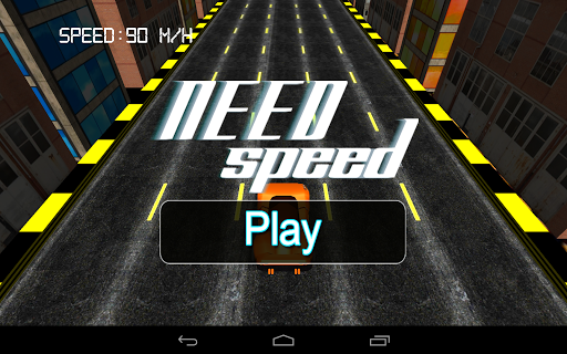 Need Speed