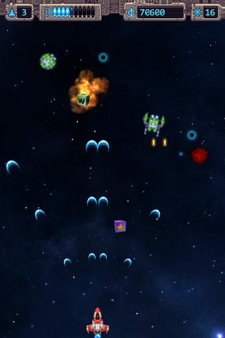 Stardust Battle Free- screenshot