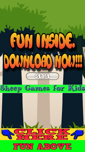 Sheep Games for Kids
