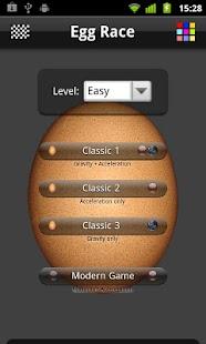 Egg Race Free- screenshot thumbnail