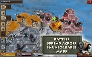 Screenshot of Greed Corp