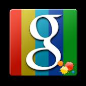HTC Sense 2.0 Skin - Google