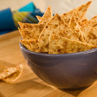 Sweet 'n Nutty Snack Chips.