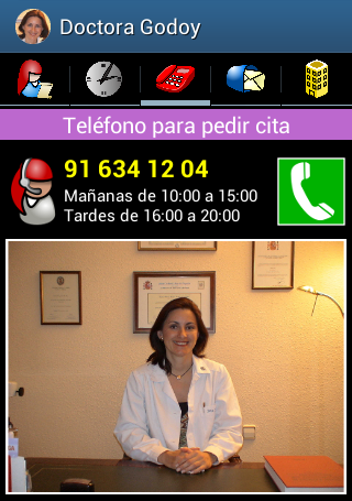 Doctora Godoy- screenshot