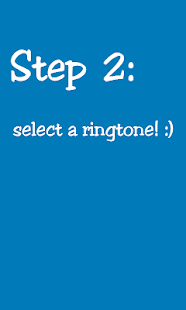 Ringtone Change (One Click)- screenshot thumbnail