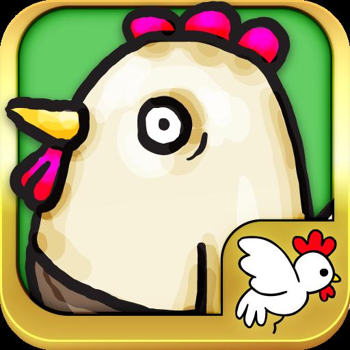 Chicken Wars LOGO-APP點子