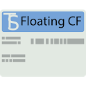 Codice Fiscale Floating CF icon