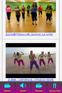 Dance Workout - screenshot thumbnail