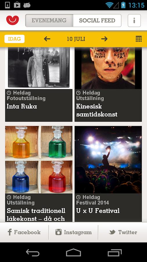 Umea2014 - screenshot