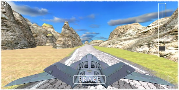 Jet Flying Free 3D - screenshot thumbnail