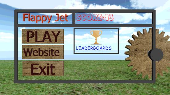 Flappy Jet Full