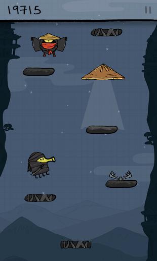 Doodle Jump- screenshot thumbnail
