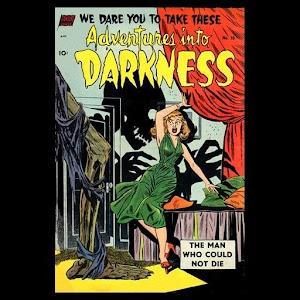Adventures Into Darkness # 10