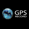GPS Record icon
