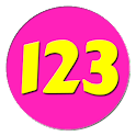 123 Crazy OneTwoThree Puzzle icon