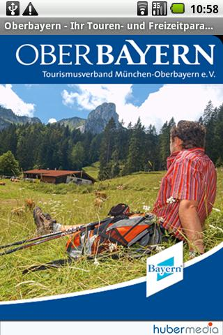 Oberbayern - screenshot