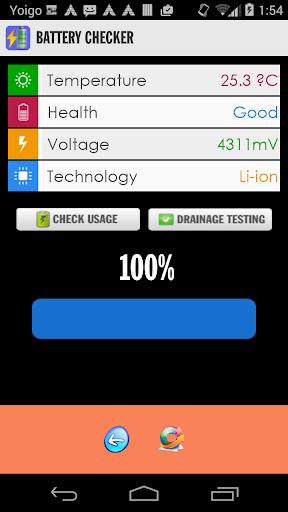Battery Checker Free