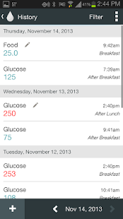 OnTrack Diabetes - screenshot thumbnail