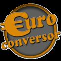 Euro conversor pro logo