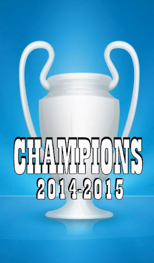 The Champions 2014-2015