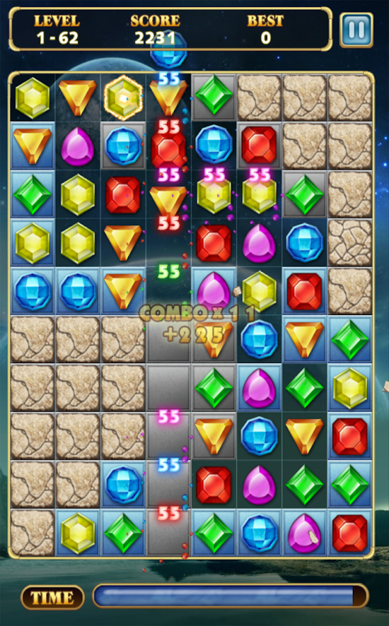 Jewels Star 2- screenshot