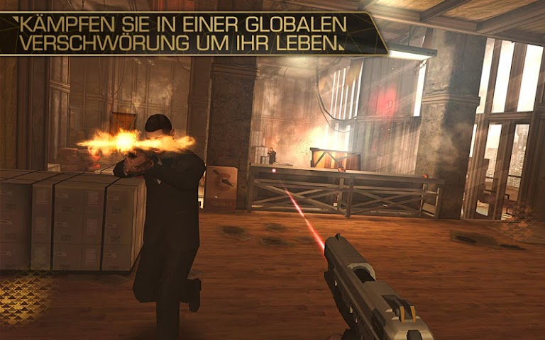 android Deus Ex: The Fall Screenshot 5