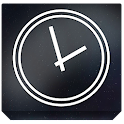 Transparent Clock icon