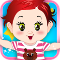 Cute Baby Dressup icon
