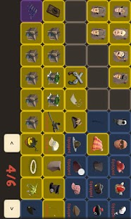 TF2 Backpack Viewer - náhled