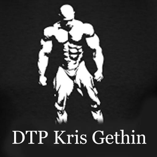 DTP Kris Gethin LOGO-APP點子