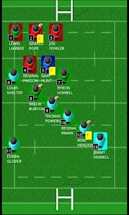 run Rugby Manager- screenshot thumbnail