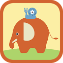 Baby Learning Card - Animal icon