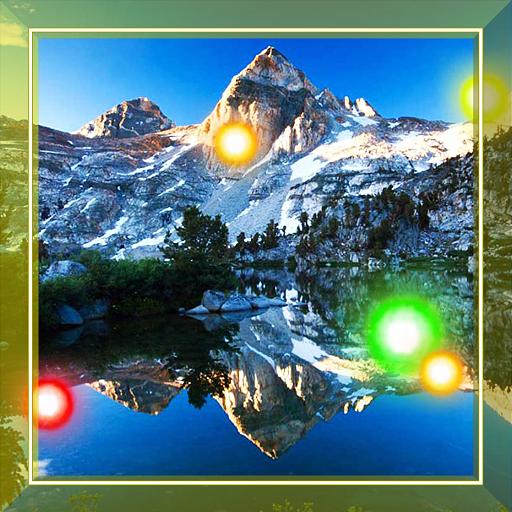 Mountains Amazing HD LWP LOGO-APP點子