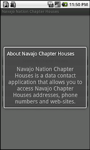 Navajo Chapter Houses: Phones- screenshot thumbnail