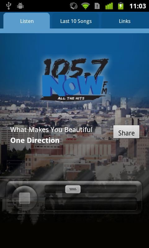 NOW 1057 All The HITS!- screenshot