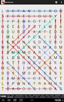 Screenshot of Word Search Free