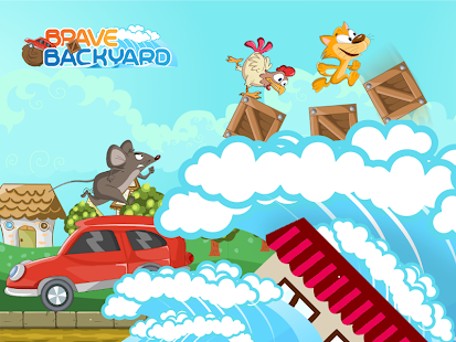 android jump and run games