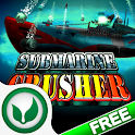 Submarine Crusher Free logo