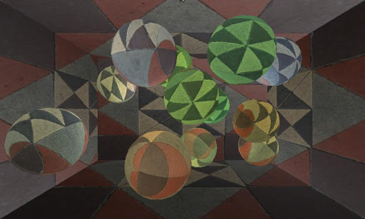 Marvelous Marbles Wallpaper 3d