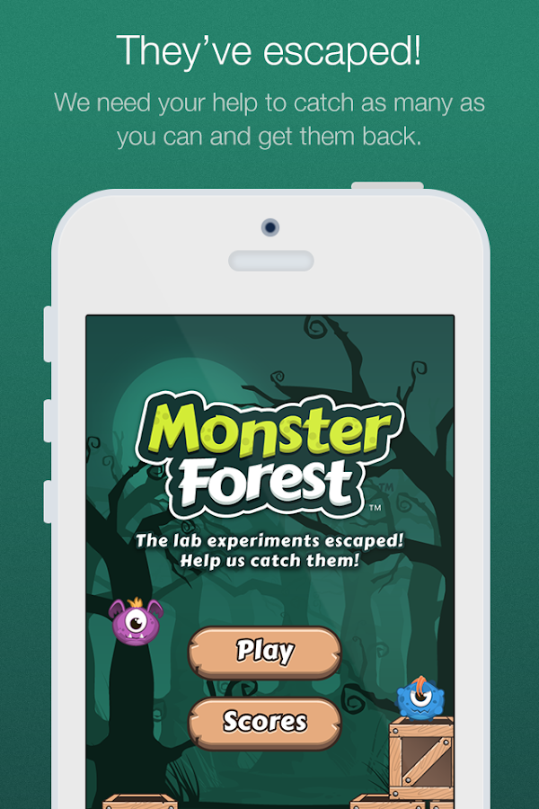 Monster Forest- screenshot